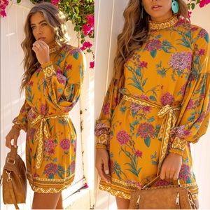 Vici Dresses - NWOT Vici Aphrodisiac Floral Dress